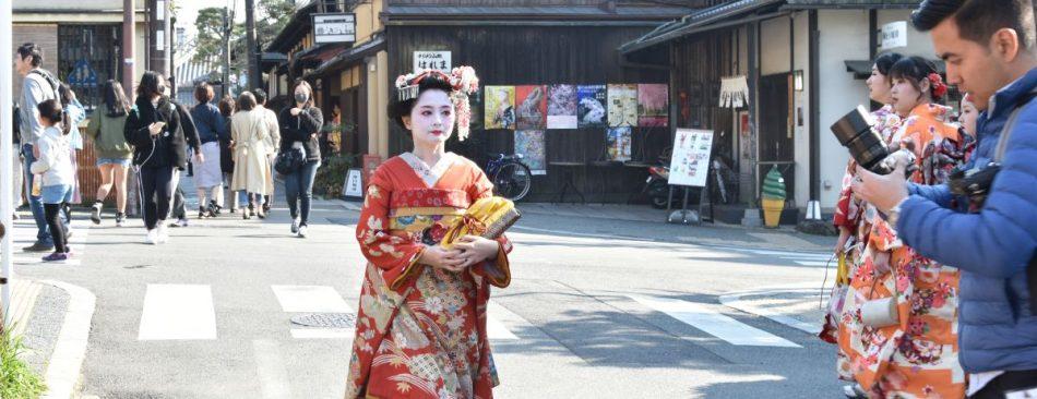 Encore des temples, mais à Kyoto cette fois (jour 5)
